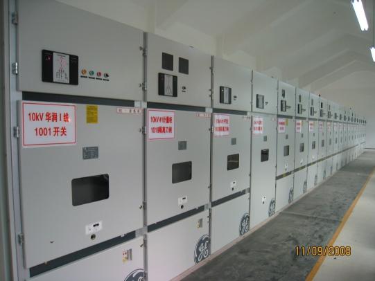 华润石梅湾艾美酒店(10KV开闭所)