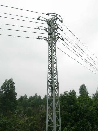 海南中航特玻材料有限公司(高压架空线路)
