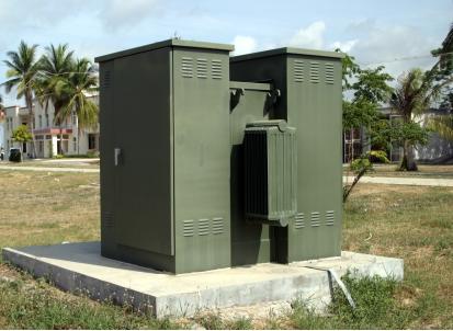 美式箱式变电站