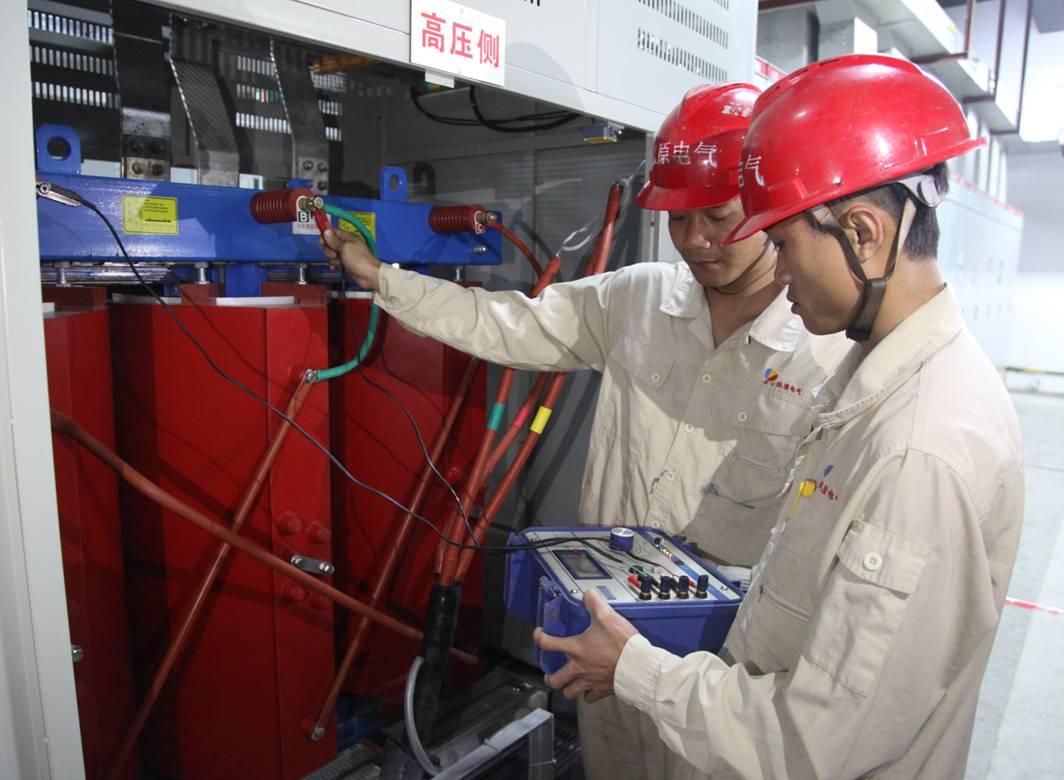 变压器直流电阻检测