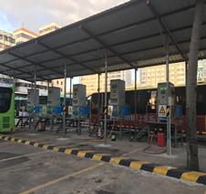 海口市公交集团充电站工程